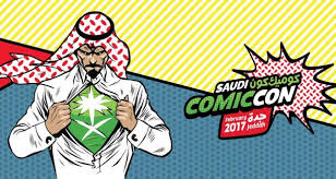 Opportunities for Local and Regional Artists at First Saudi ComicCon
