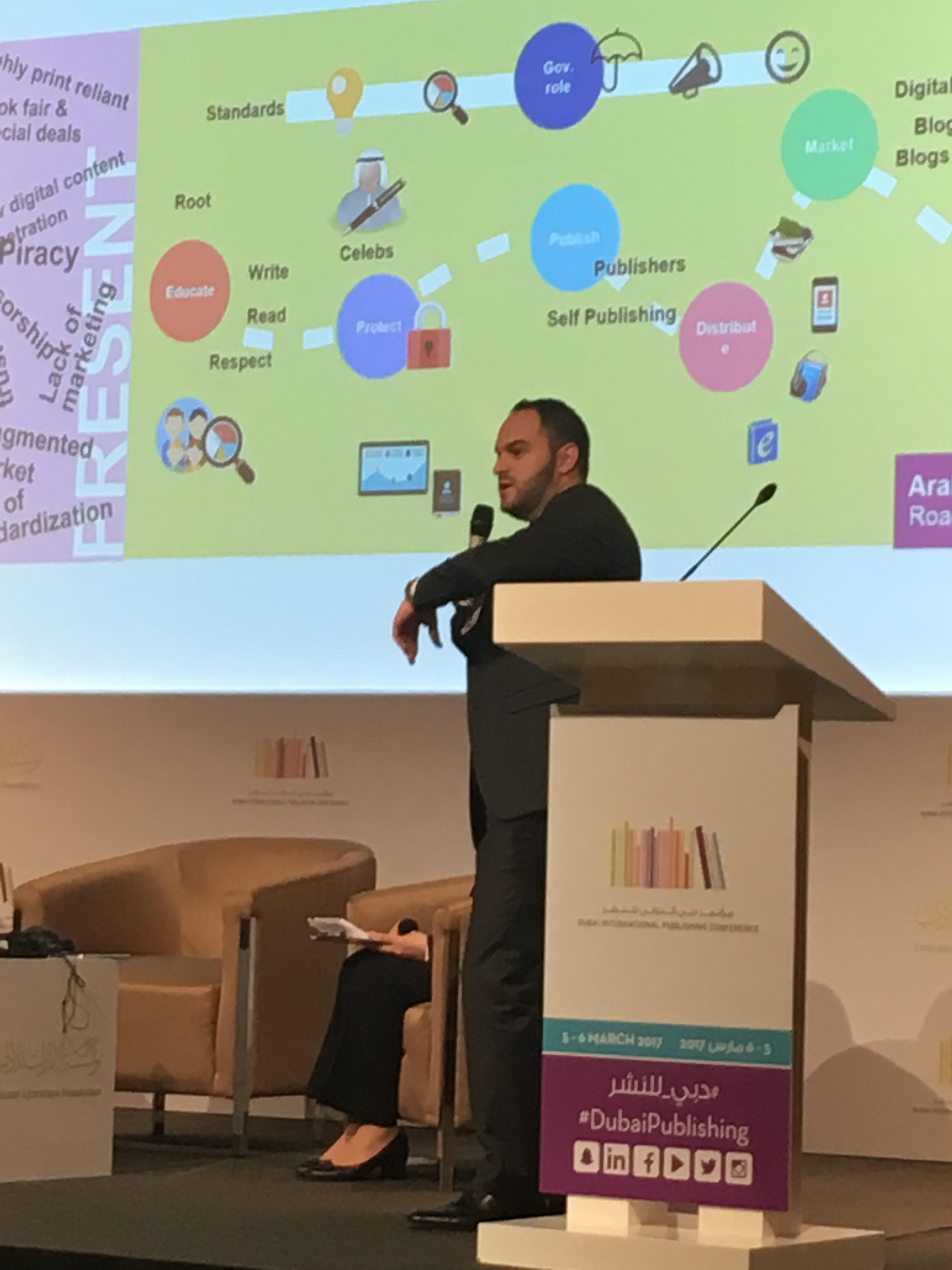 What is the Breakthrough Moment for Arabic Digital Publishing?