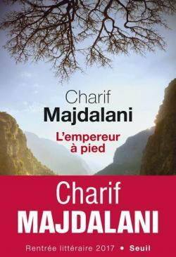 Charif Majdalani's 'L'empereur à Pied' Longlisted for FNAC Prize