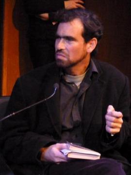 Robin Yassin-Kassab. Photo credit: English PEN.