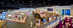 Photo credit: Abu Dhabi International Book Fair.