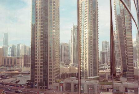 Dubai. Photo credit: Emma Mattei.