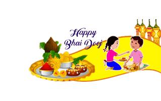 Bhai Dooj Henna Design