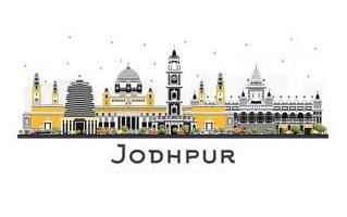 Jodhpur Mehndi Design