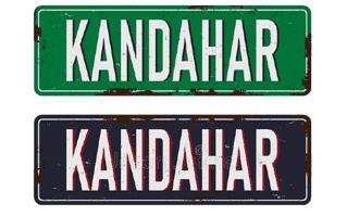 Kandahar Mehndi Design