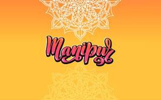 Manipur Mehndi Design