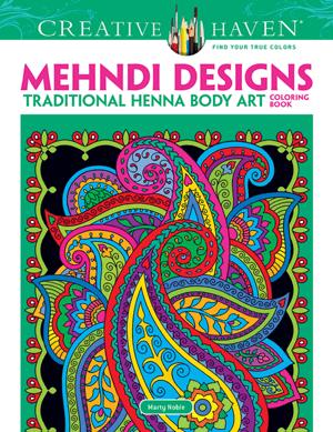 Traditional Henna Body Art