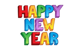 New Year Mehndi Design