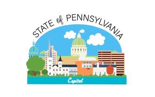 Pennsylvania Mehndi Design