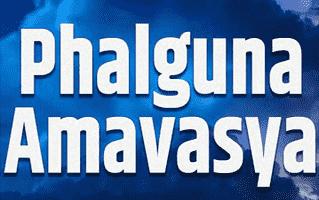 Phalguna Amavasya Mehndi Design