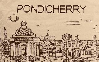 Pondicherry Mehndi Design