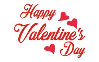 Valentines Day Mehndi Design