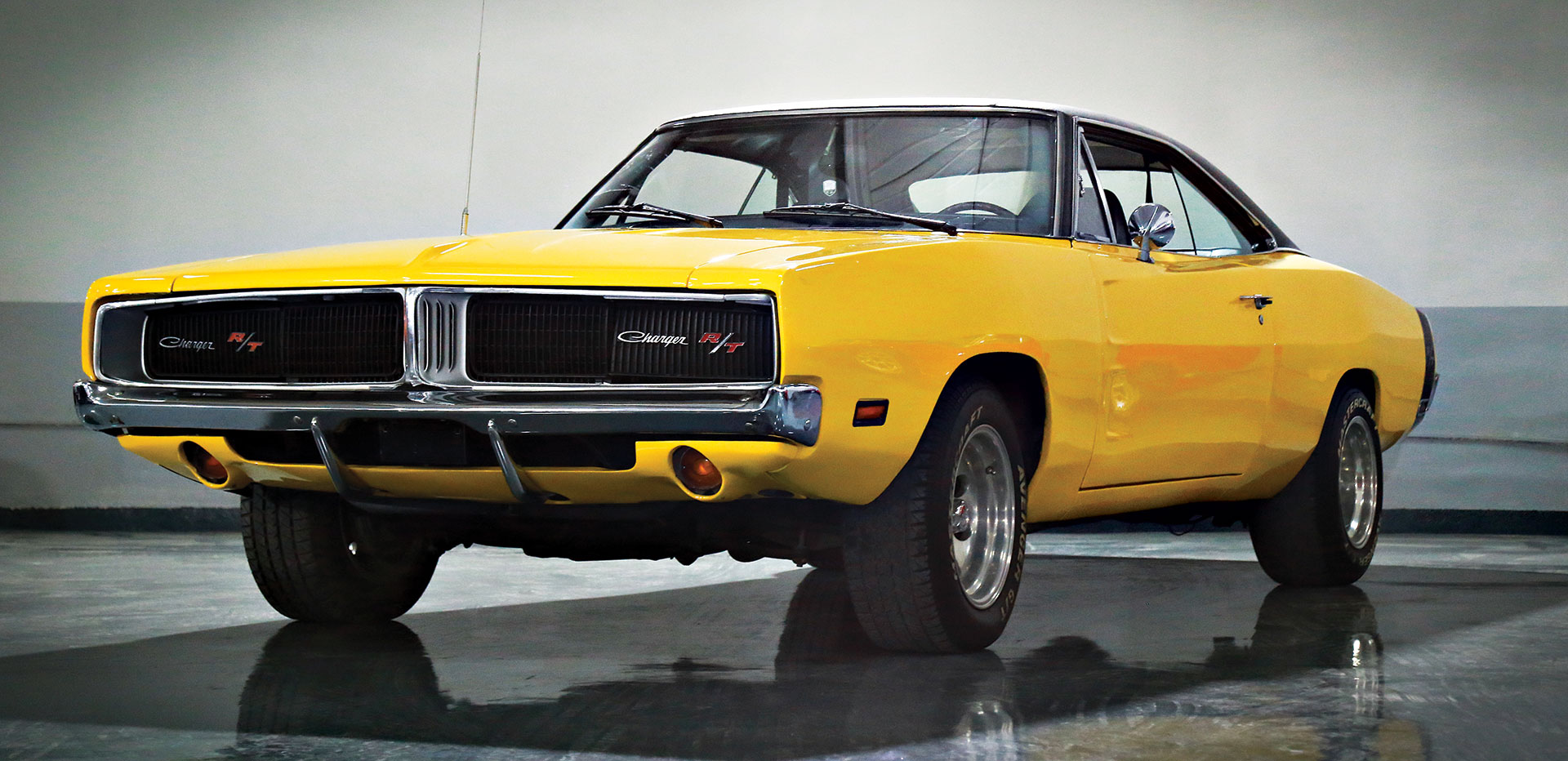 1969 dodge charger r
