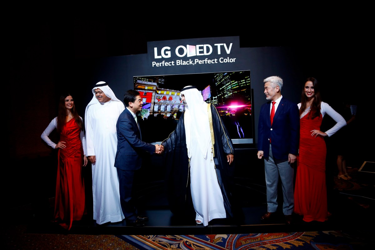 LG OLED TV LAUNCH 4
