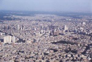 colpo di mortaio a Damasco
