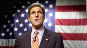 egitto - John Kerry
