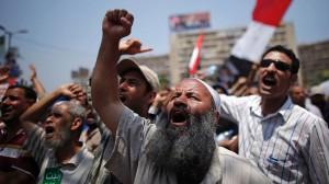 protesta fratelli musulmani, egitto
