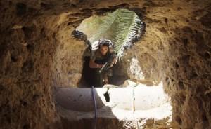 tunnel Siria