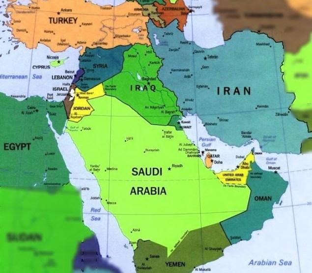 Cartina Politica Del Marocco.Da Riad A Sochi La Geografia Schiaccia La Politica Arabpress