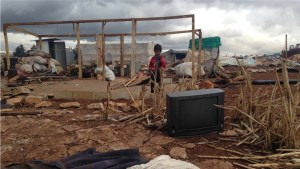 Una foto da Wadi Anjar di Nour Samaha per Al-Jazeera