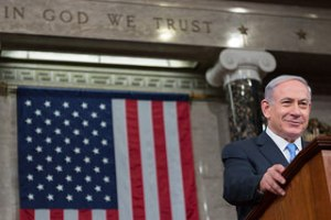 Netanyahu congresso in