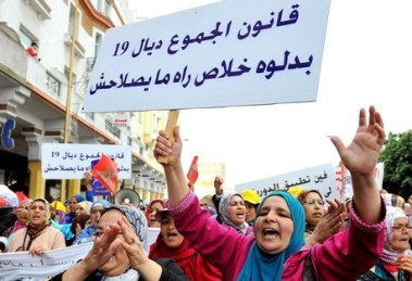 donne marocco