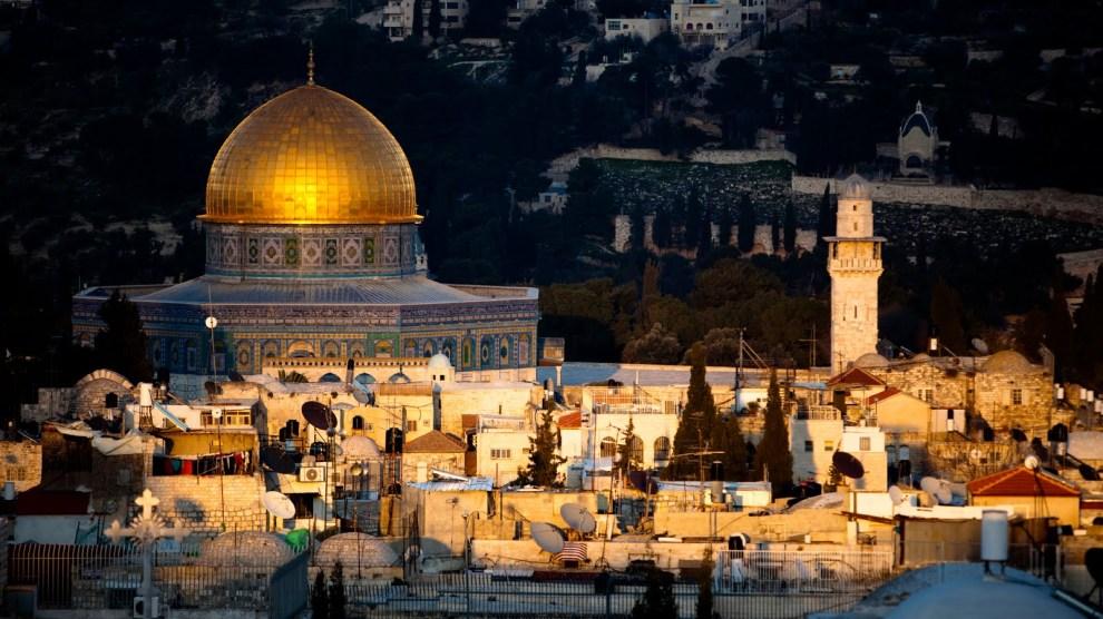 Gerusalemme palestina