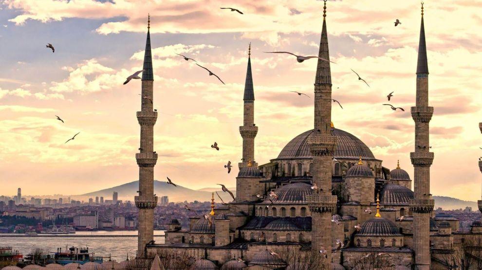 santa sofia istanbul turchia