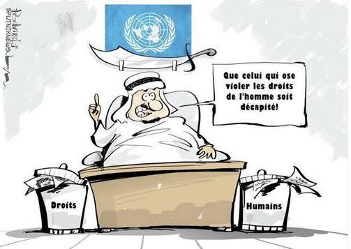 onu arabia saudita
