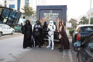 fan club di Star Wars Tunisia
