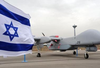 drone israele