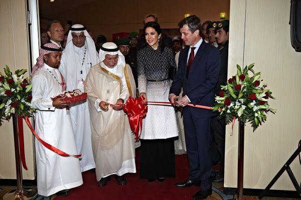 principessa danimarca arabia saudita