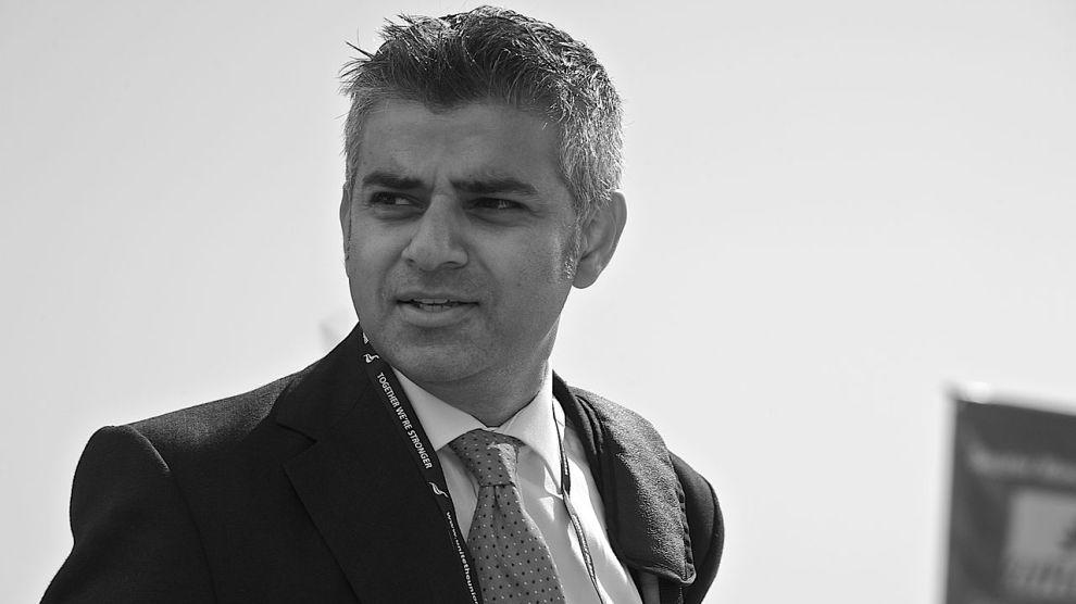 sadiq khan londra