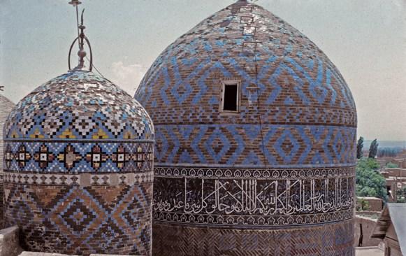Il mausoleo dello Sceicco Sadi-ad-din Ardabili, Iran