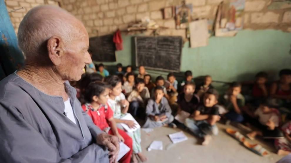Ayad Hana Shaker - convivenza in Egitto