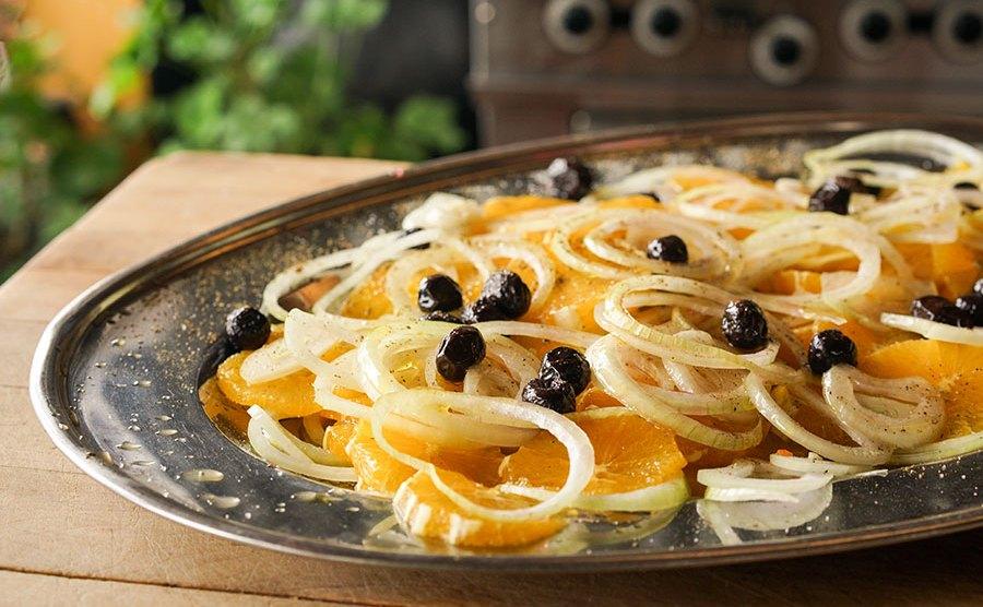insalata cipolle marocco