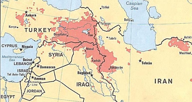 kurdistan kirkuk