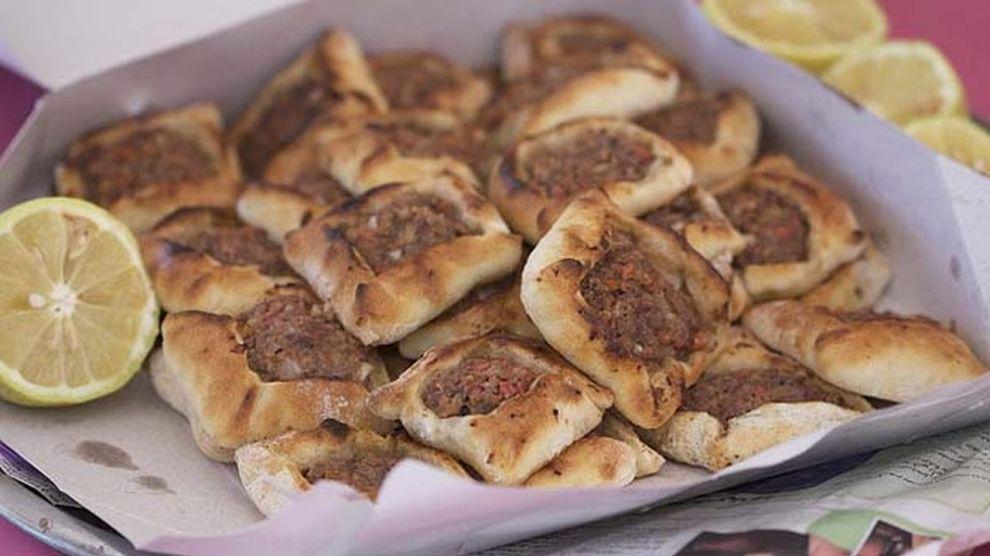 sfiha cucina libanese