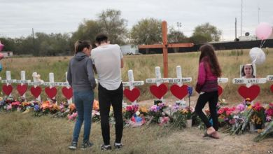 Photo of كنيسة تكساس تتحول إلى نصب تذكاري