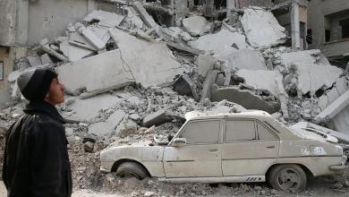 Photo of غارات إسرائيلية على مواقع عسكرية سورية