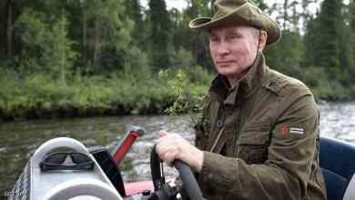 Photo of بوتن: جدي عمل طباخًا مع لينين وستالين