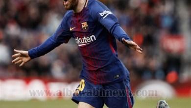 Photo of برشلونة يفوز على أتلتيكو مدريد 1/0 ويتصدر الدوري الإسباني لكرة القدم