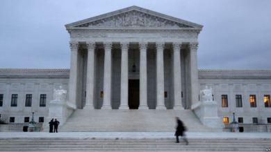Photo of المحكمة الأميركية العليا تنظر في منع مواطني بعض الدول من دخول أميركا
