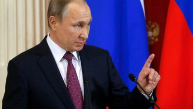 Photo of روسيا لبريطانيا : الهجوم الكيميائي في سوريا قصة مفبركة