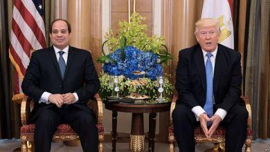 Photo of ترامب يهنئ السيسي بفوزه فى الانتخابات الرئاسية وثقة المصريين