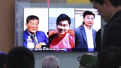 Photo of وزير الخارجية الأميركي يعود من كوريا الشمالية ومعه الثلاثة المحتجزين