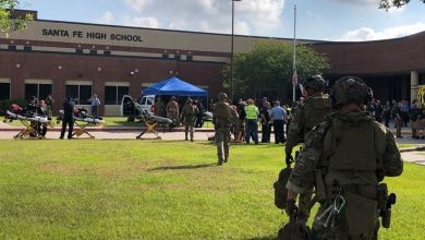 Photo of طالب يطلق النار في مدرسة بولاية تكساس الأمريكية فيقتل 10 ويصيب 10 آخرين