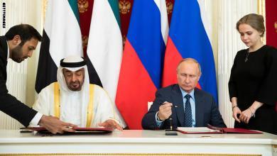 Photo of بوتين و محمد بن زايد يوقعان اعلان شراكة استراتيجية في موسكو