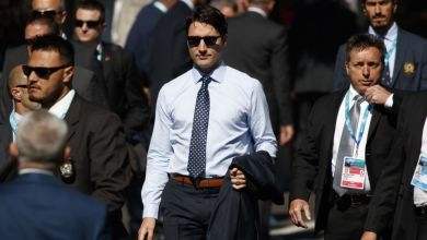 Photo of غرامة 100 دولار لرئيس وزراء كندا بسبب نظاراته الشمسية