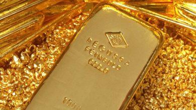 Photo of تراجع أسعار الذهب واستقرارالدولار عند أعلى مستوياته